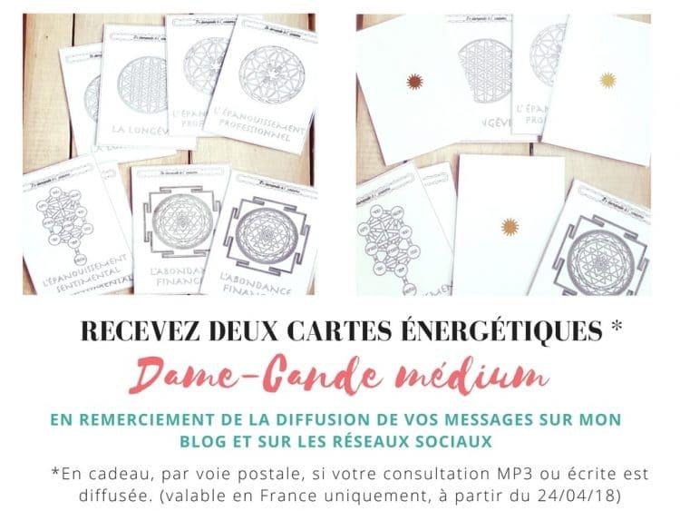 damecande carte énergétique