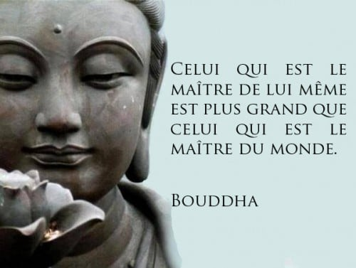 bouddha citation