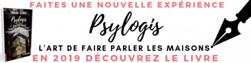 Psylogis le livre de Dame-Cande