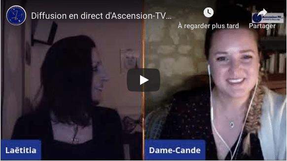 Ascension-TV direct Dame-Cande